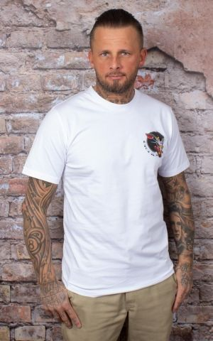Dickies - T-Shirt Johnsburg, white