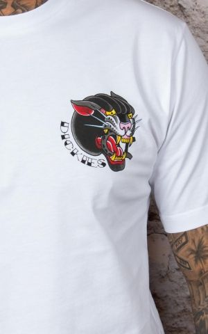 Dickies - T-Shirt Johnsburg, blanc