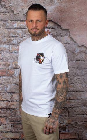 Dickies - T-Shirt Johnsburg, white