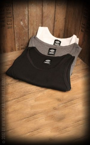 Dickies - Tank Tops, 3-Pack