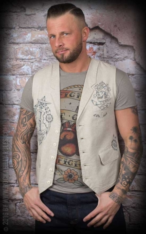 Donkey Swing - Gilet Vintage Tattoo