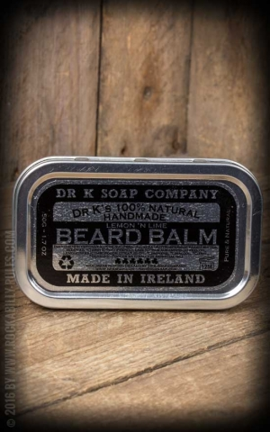 Dr. K. Beard Balm - Lemon n Lime
