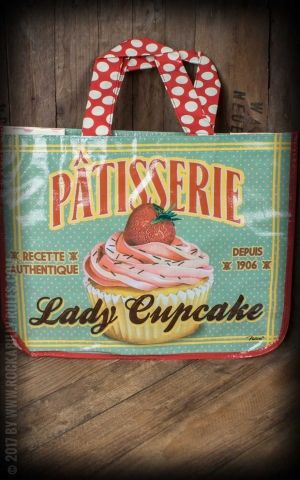 Einkaufstasche - Patisserie Lady Cupcake