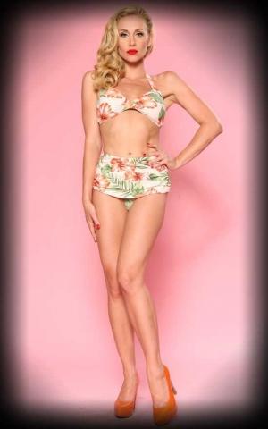 Esther Williams Bikini Classic Hibiskus