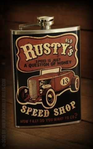 Flachmann Rusty's Speed Show
