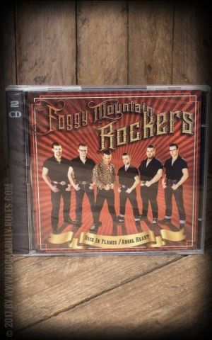 2CD Foggy Mountain Rockers - Dice In Flames & Angel Heart