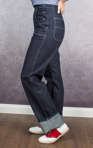 Freddies of Pinewood Denim - 1950s Button Jeans