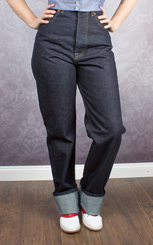 Freddies of Pinewood Denim - Clash By Night Jeans