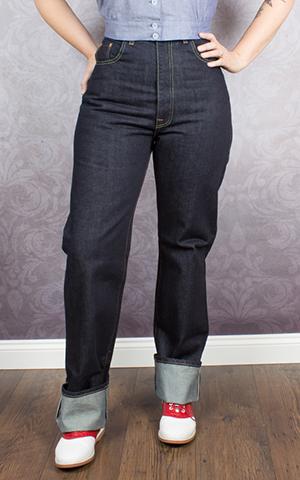 Freddies of Pinewood Denim - The Norma Jeans