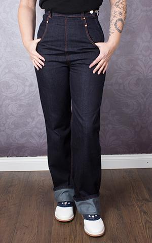 Freddies of Pinewood Denim - Original Rivet Jeans