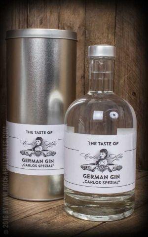 German Gin - Carlos Spezial