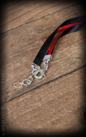 Necklace - Black Cherry
