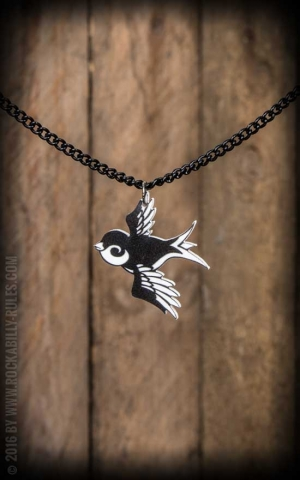 Necklace - Little Swallow