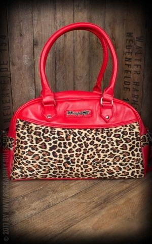 Banned Handbag Tori Leopard