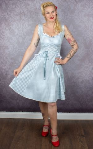 Heart of Haute - Diner Dress Sadie Vichy