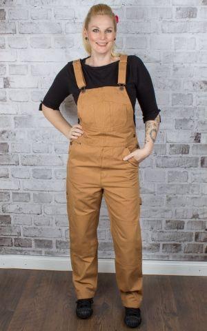 Hellbunny Workwear Dungaree | Latzhose | Playsuit Stan