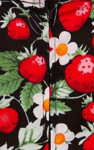 Hellbunny Top Strawberry Sundae