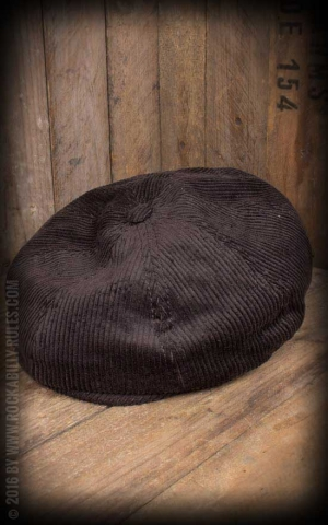 Cap - Olle Corduroy, brown