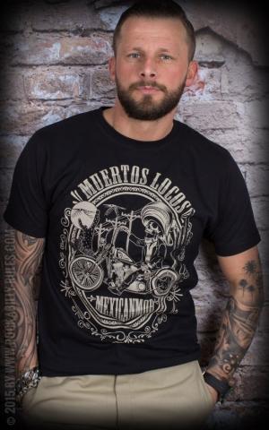 T-Shirt - Muertos Locos
