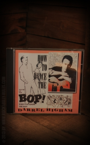 Darrel Higham - How To Dance The Bop