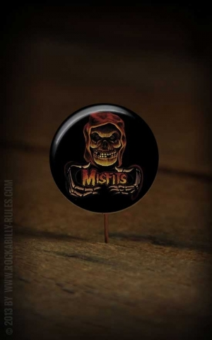 Button Misfits Horrorpunk - 274