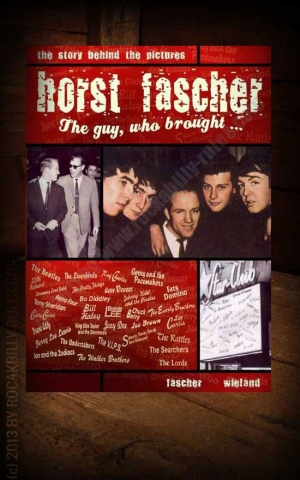 Bildband Horst Fascher - The Guy who brought the Beatles...