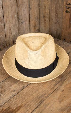 Bigalli Hats - Toquilla Quick Step