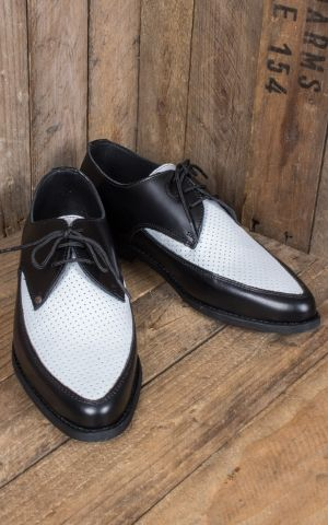 Steelground Jam Shoes noir blanche