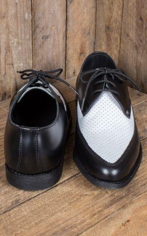 Steelground Jam Shoes noir blanche