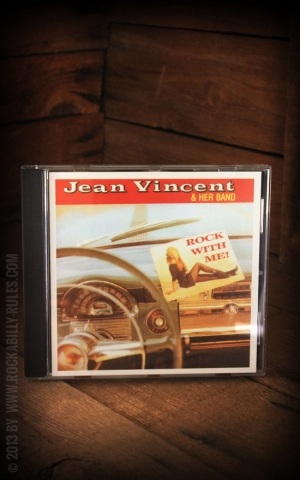 Jean Vincent - Rock With Me