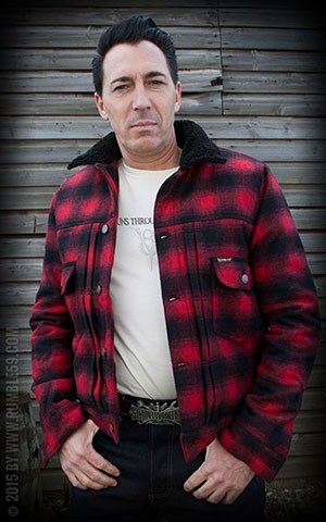 Rumble59 - Jacket - Toronto - red