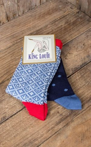King Louie - Socks - Lady Socks Voyage