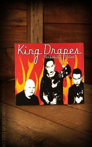 King Drapes - Rockabilly Rules