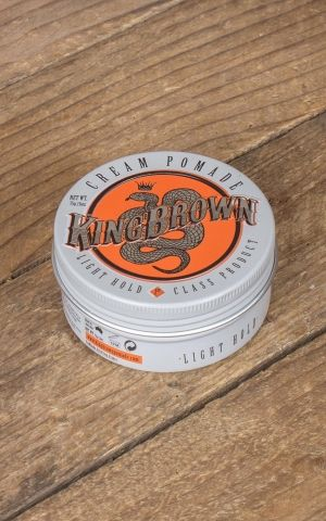Kingbrown Cream Pomade
