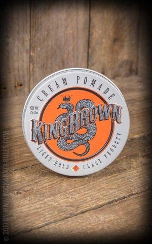 Kingbrown Cream Pomade