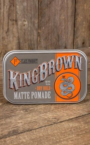 Kingbrown Matte Pomade