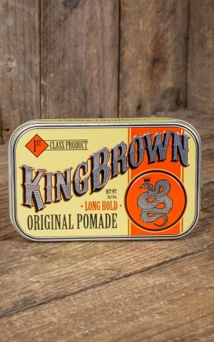 Kingbrown Original Pommade