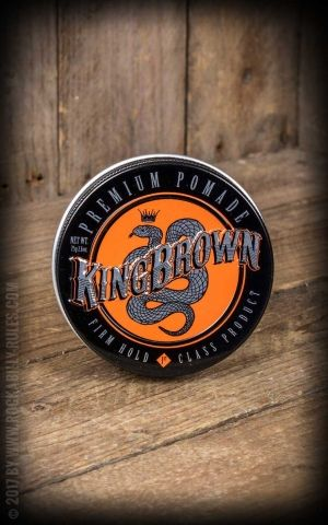 Kingbrown Premium Pomade