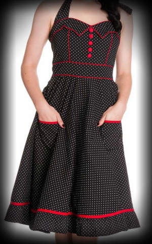 Vanity Polkadot Dress