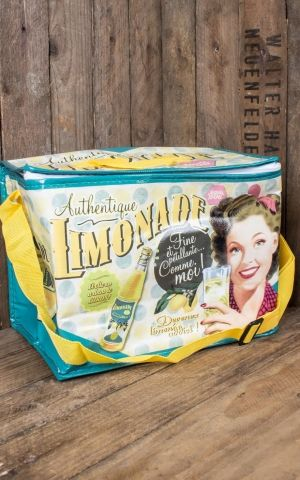 Single cooler bag Lemonade