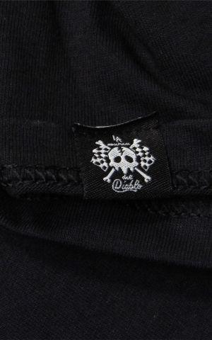 La Marca del Diablo T-Shirt - Cretinos. Live fast, die hard