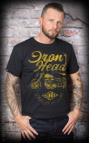 La Marca del Diablo T-Shirt - Iron Head