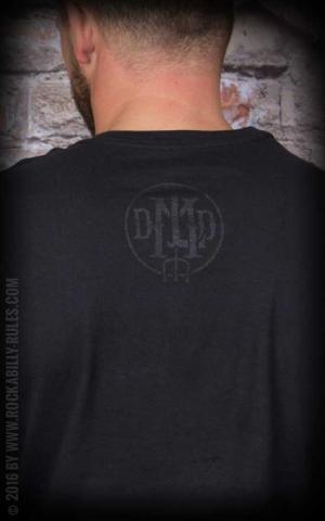 La Marca del Diablo T-Shirt - Rockin Devil Microphone