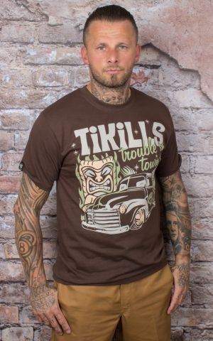 La Marca del Diablo T-Shirt - Tikills