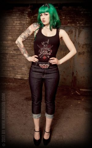 Rumble59 - Tank Top Ladies - Femme Fatale