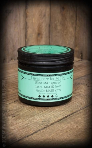 Lavish Hair Care - Haarpaste Styling Mud