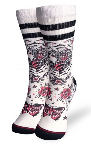 Liquorbrand Hi Tube Socks Gypsy