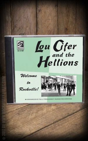 Lou Cifer - Welcome To Rockville