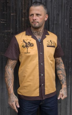 Rumble59 - Lounge Shirt - Mans Ruin