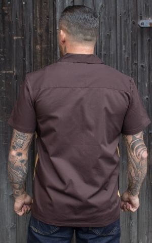 Rumble59 - Lounge Shirt - Mans Ruin